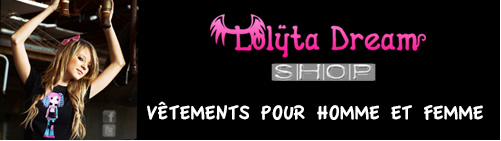 Logo Lolyta Dream Shop
